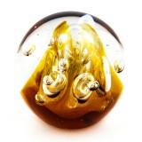 Briefbeschwerer Deko Glaskugel Traumkugel aus Kristallglas Paperweight 94