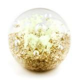 Briefbeschwerer Deko Glaskugel Traumkugel aus Kristallglas Paperweight 229