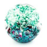 Briefbeschwerer Deko Glaskugel Traumkugel aus Kristallglas Paperweight 223