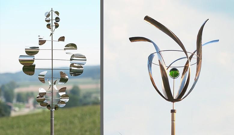 Hochwertige Design Windspiele